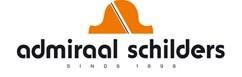 Admiraal schilders logo